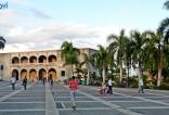 Plazoleta del palacio.