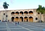 Palacio que refleja la historia de una época lejana.