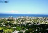 Hermosa vista de la Novia del Atlántico.