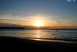 Las Terrenas son una extensión de playas donde se puede practicar diversas actividades acuáticas.