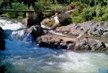 Río Yaque del Norte, en Manabao-Jarabacoa.