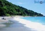 Playa de San Rafael, en Barahona.
