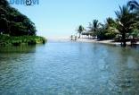 Río Los Patos en Paraíso, Barahona.