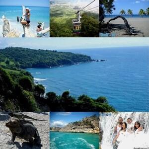 Turismo en el Caribe, República Dominicana.