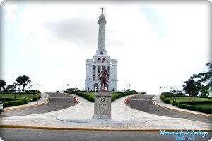 Santiago, Monumento